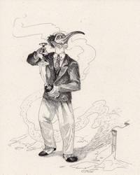 A Last Drink... by evanjensen