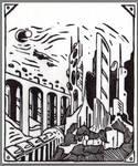 The City of Spires by evanjensen