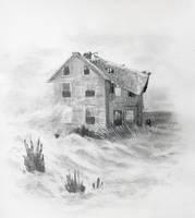 In the Water, Underneath by evanjensen