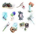 Campaign Images from Genius Loci Kickstarter by evanjensen