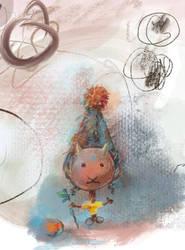 Gnome by evanjensen