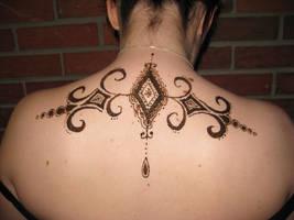 Henna Design by midnightfoxe