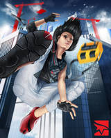 Faith - Mirror's Edge 2 by ProjectVirtue