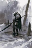 Nimrod the centurion by NicoSaba