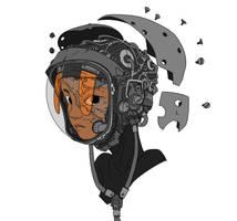 mind control helmet by bjarnetv