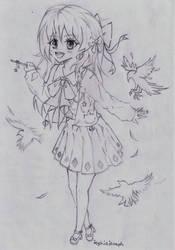 Hocus Pocus [Sketch] by SophieSeraph