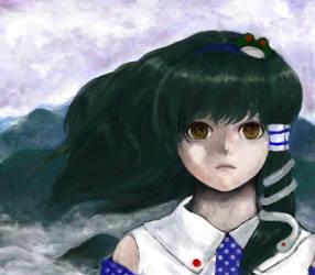 good bye,inside world. by Ookemushi