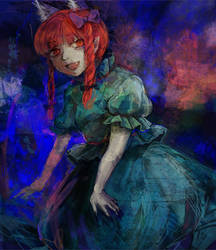 story on the catwalk by Ookemushi