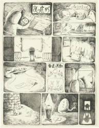 From the bottom of night . by Ookemushi