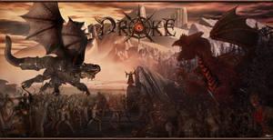 DRAKE: A Dragon Miniature Wargame by Ajulianm