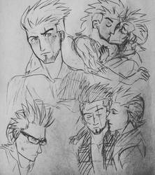 gladnis doodles by narumitsulawyer