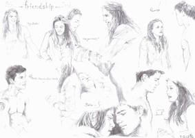 friendship .Bella..Jacob. by YasmineNevola
