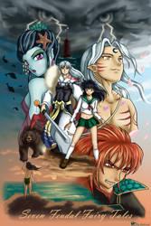 Seven Feudal Fairy Tales by ladybattousai