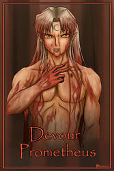 Devour Prometheus by ladybattousai