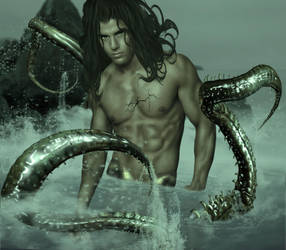 Octopus by ZenskiSeronja