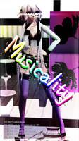 [MMD] Musicality Yukari model download by RubyRain19
