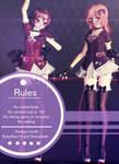 [MMD] Lucid Ruby and Meiko Model DL by RubyRain19