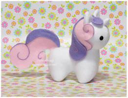 MLP - Itsy Cutie Mark Crusaders - Sweetie Belle by mihoyonagi