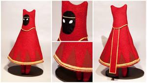 Gift - Journey Plush - Detailing by mihoyonagi