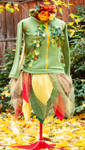 Commission - Autumn Fairy by mihoyonagi