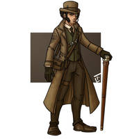 Inspector Gadget by bob6kills