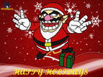 Wario Clause by TheToonDevil