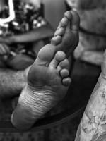Karl's Feet by poofygoof