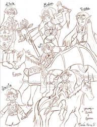 Too much of the Fierce Deity by Zeldagirl86