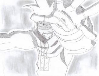 Soul Eater - Black Star by SoulsCore