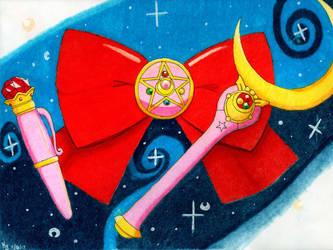 Sailor Moon Items 1 by ninreznorgirl2