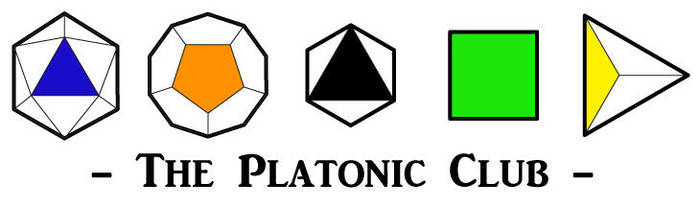 The Platonic Club by cama75