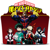 Boku no Hero Academia by rest-in-torment
