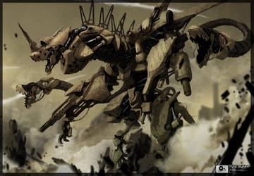 dragon by thaigraff