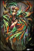 angel by thaigraff