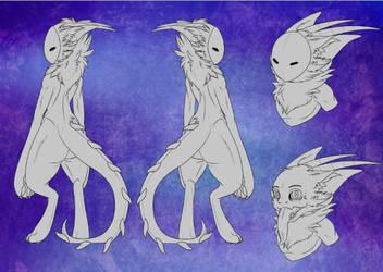 Dracomoras Species (PSD and SAI Lines!) by UndertakerMichaelis