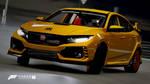 Aggretsuko '18 Honda Civic Type R by StreetHawk555