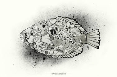 State Fish by Harry-Yu