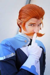 Pssst~ Coran is planning something? by Sanji013
