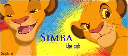 Simba Signature by SophieTheVampire