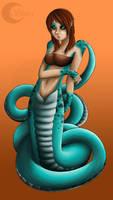 Naga Sidney by Shura11