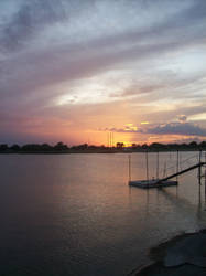 August Sunset 2 by Embrick