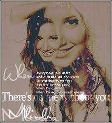 There's No Me Without You by MissLindaa