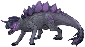 Megavore by Haxorua