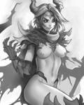 Dragon Queen  (Still in progress) by DJOK3