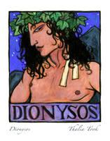 Dionysos by ThaliaTook