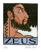 Zeus by ThaliaTook