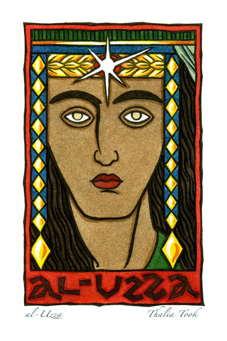 al-Uzza by ThaliaTook