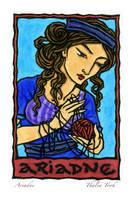 Ariadne by ThaliaTook