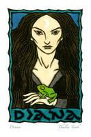 Diana by ThaliaTook