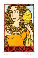 Freyja by ThaliaTook